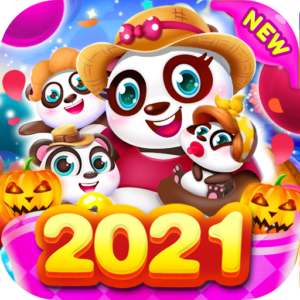 Bubble Shooter Free Panda APK MOD Unlimited Money