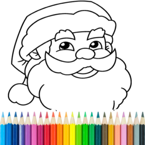 Christmas Coloring APK MOD Unlimited Money