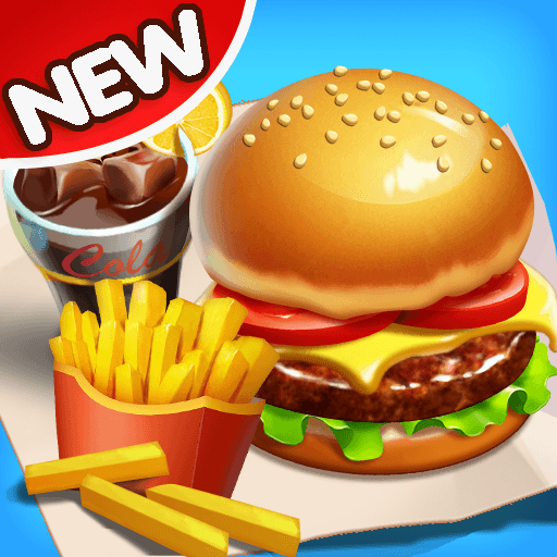 Cooking City frenzy chef restaurant cooking games APK MOD Unlimited Money