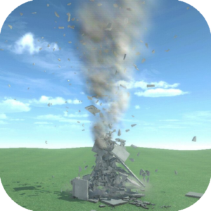 Destruction physics building demolition sandbox APK MOD Unlimited Money