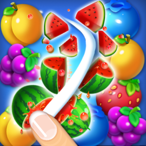 Fruits Crush – Link Puzzle Game APK MOD Unlimited Money