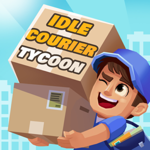 Idle Courier Tycoon – 3D Business Manager APK MOD Unlimited Money