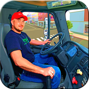 In Truck Driving Euro new Truck 2020 APK MOD Unlimited Money