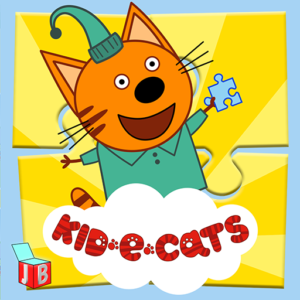Kid-e-Cats Puzzles for all family APK MOD Unlimited Money