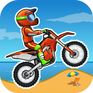 Moto X3M Bike Race Game APK MOD Unlimited Money