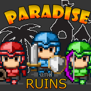 Paradise and Ruins 2D MMORPG MMO RPG Online APK MOD Unlimited Money