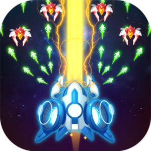 Space Attack – Galaxy Shooter APK MOD Unlimited Money