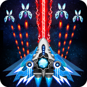 Space shooter – Galaxy attack – Galaxy shooter APK MOD Unlimited Money