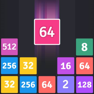 2048 Merge Number APK MOD Unlimited Money