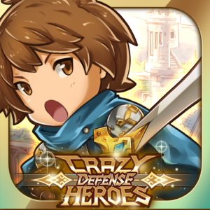 Crazy Defense Heroes Tower Defense Strategy Game APK MOD Unlimited Money