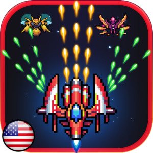 Falcon Squad Galaxy Attack – Free shooting games APK MOD Unlimited Money