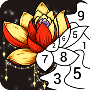 Paintist 2020 – Coloring Book Color by Number APK MOD Unlimited Money