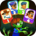 Four guys Zombies four-player game APK MOD Unlimited Money