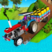 Indian Tractor Trolley Off-road Cargo Drive Game APK MOD Unlimited Money