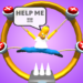 Save the Dude Rope Puzzle Game APK MOD Unlimited Money