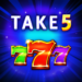 Take5 Free Slots Real Vegas Casino APK MOD Unlimited Money