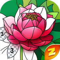 Magic Color by Number: Free Coloring game 1.6.6 APK MOD (Unlimited Money)