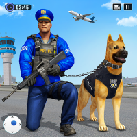 Police Dog Airport Crime Chase Dog Games  4.5 APK MOD (Unlimited Money)