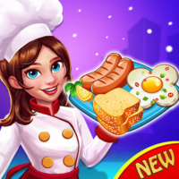 Cooking Delight Cafe Chef Restaurant Cooking Games  2.3 APK MOD (Unlimited Money)