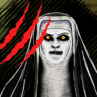 Demonic Nun. Two Evil Dungeons. Scary Horror Game 0.12 APK MOD (Unlimited Money)