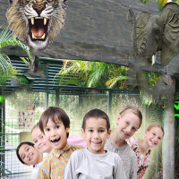 Real Zoo Trip Game 1.5 APK MOD (Unlimited Money)